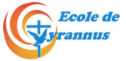 logo ecole tyrannus
